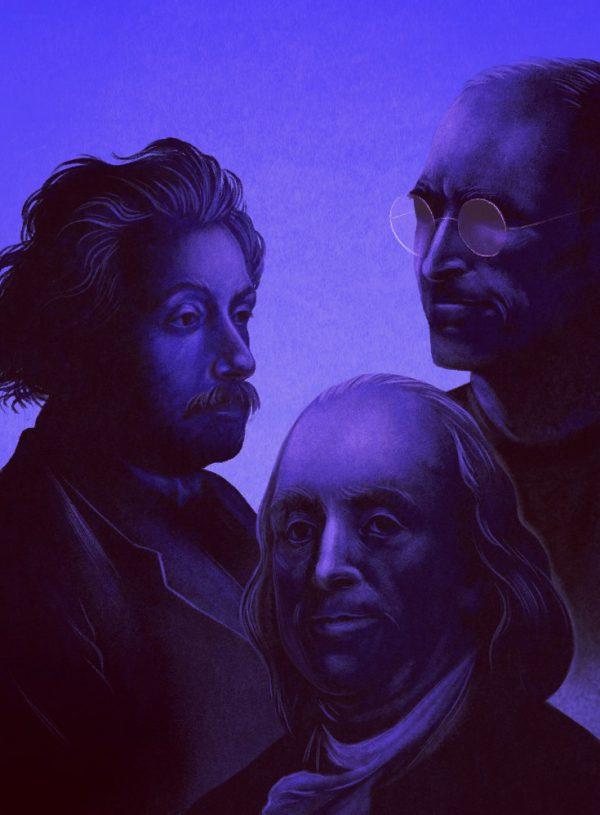 Walter Isaacson's Renaissance Men