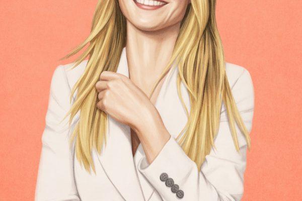 Gwyneth Paltrow's Hustle