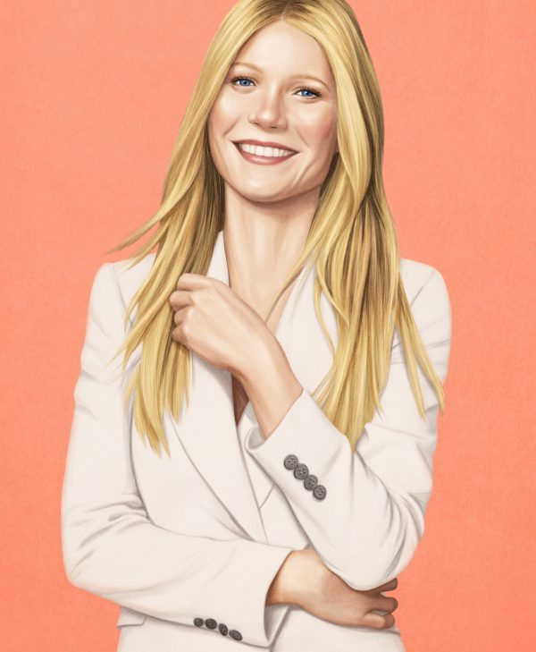 Gwyneth Paltrow's Hustle