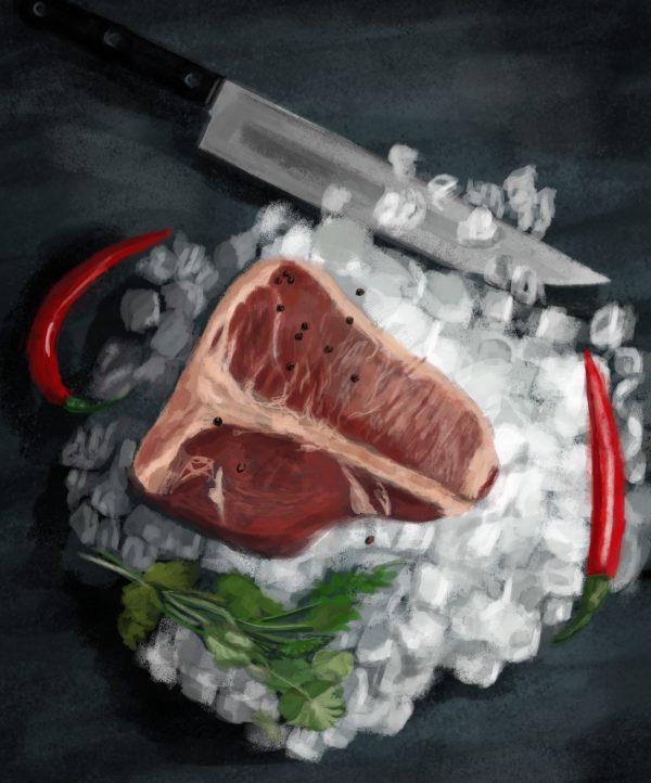 Go Ahead, Eat that Steak