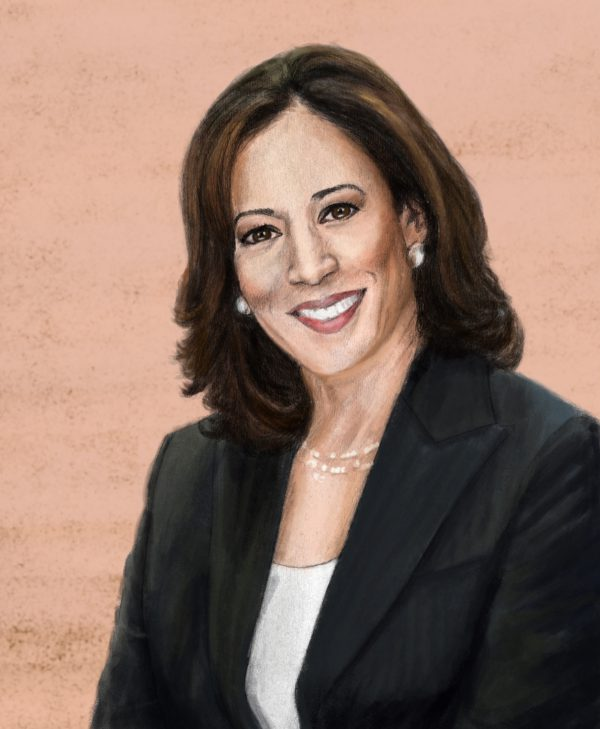 The Two Sides of Kamala Harris