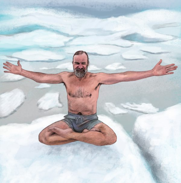 Extreme Sports with Wim Hof