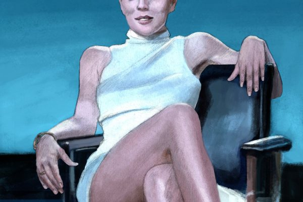 Sharon Stone's Second Act